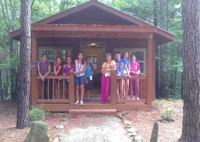 Girls Cabin