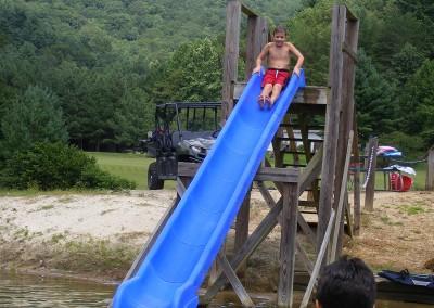 Fun at the water
